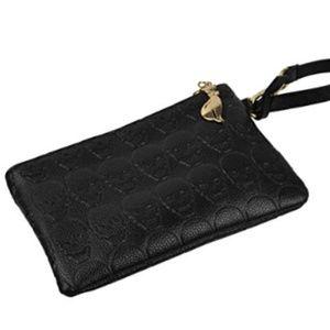 Handbags - 3/$15 Skull Change Purse